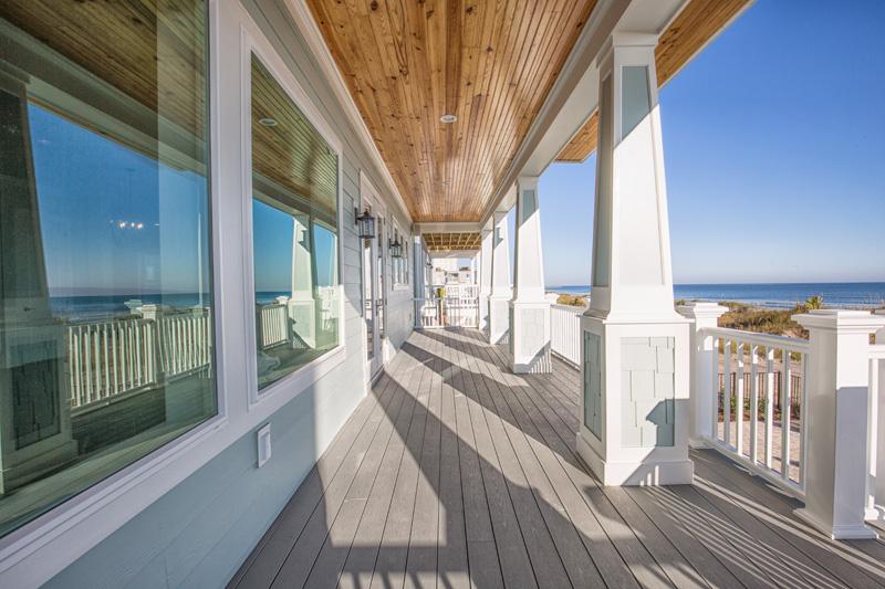 Crg custom oceanfront home in north myrtle beach - 5 bedroom oceanfront north myrtle beach ...