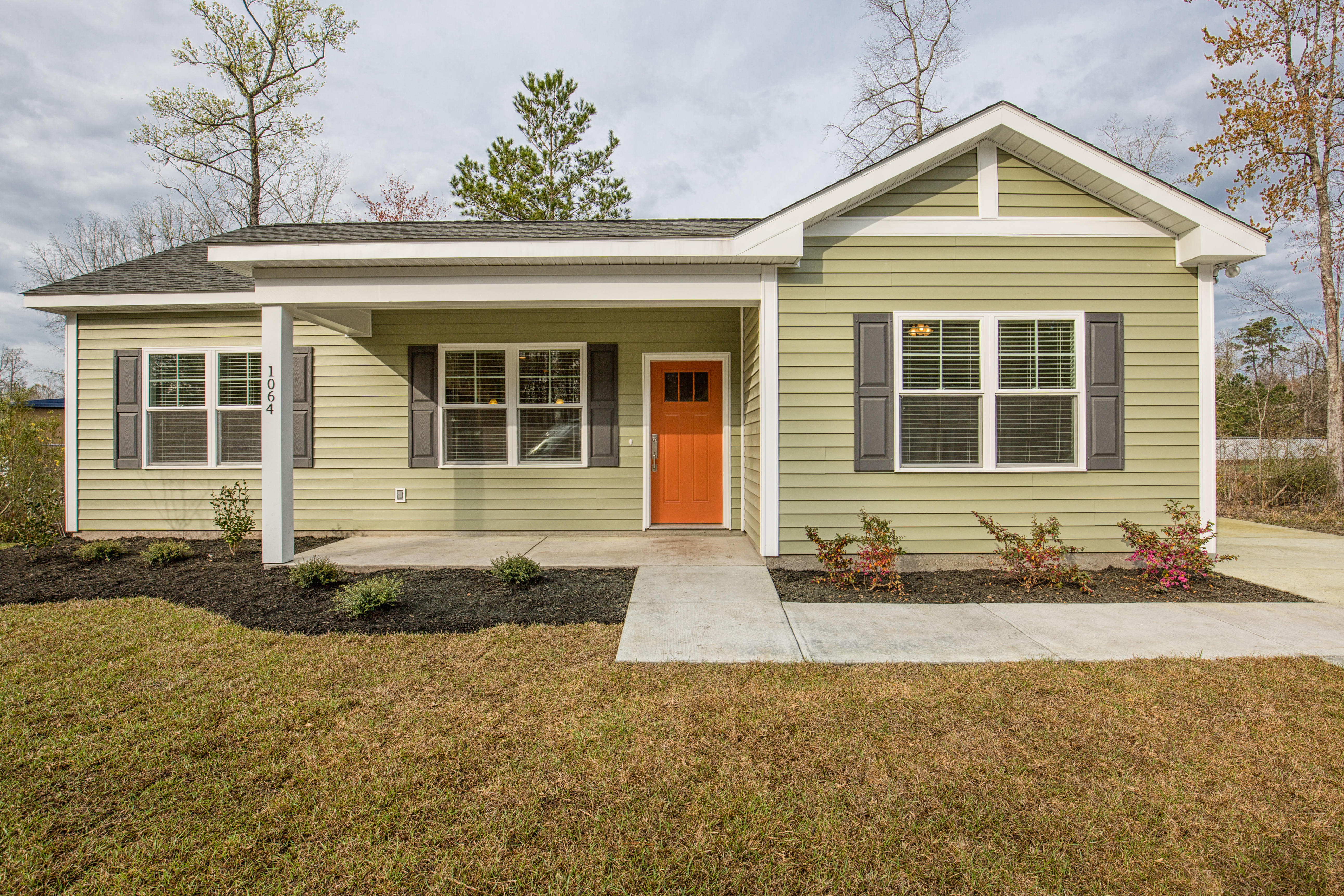 Final Stage: Habitat for Humanity Home Dedication in Myrtle Beach