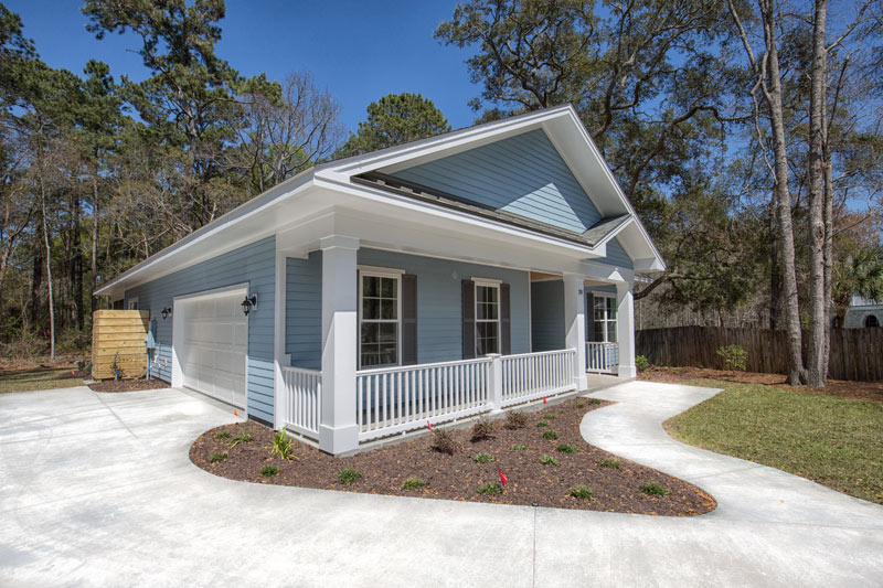 pawleys plantation custom home lot