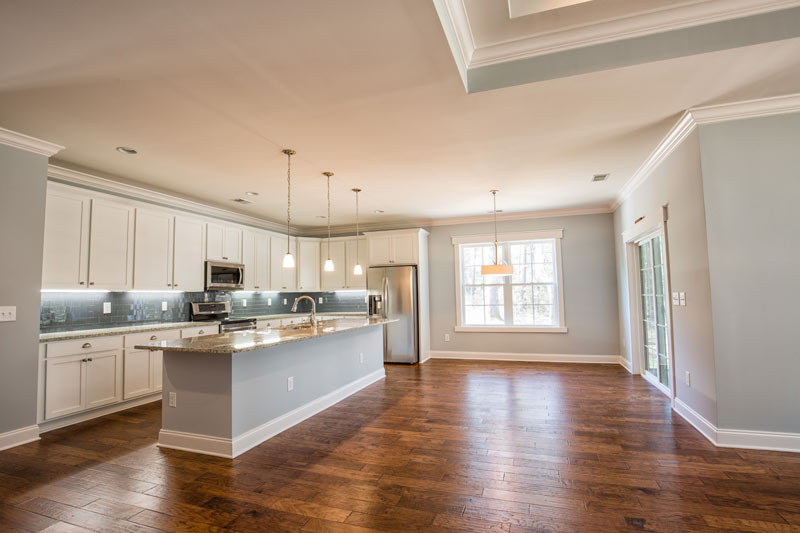 pawleys plantation custom home kitchen