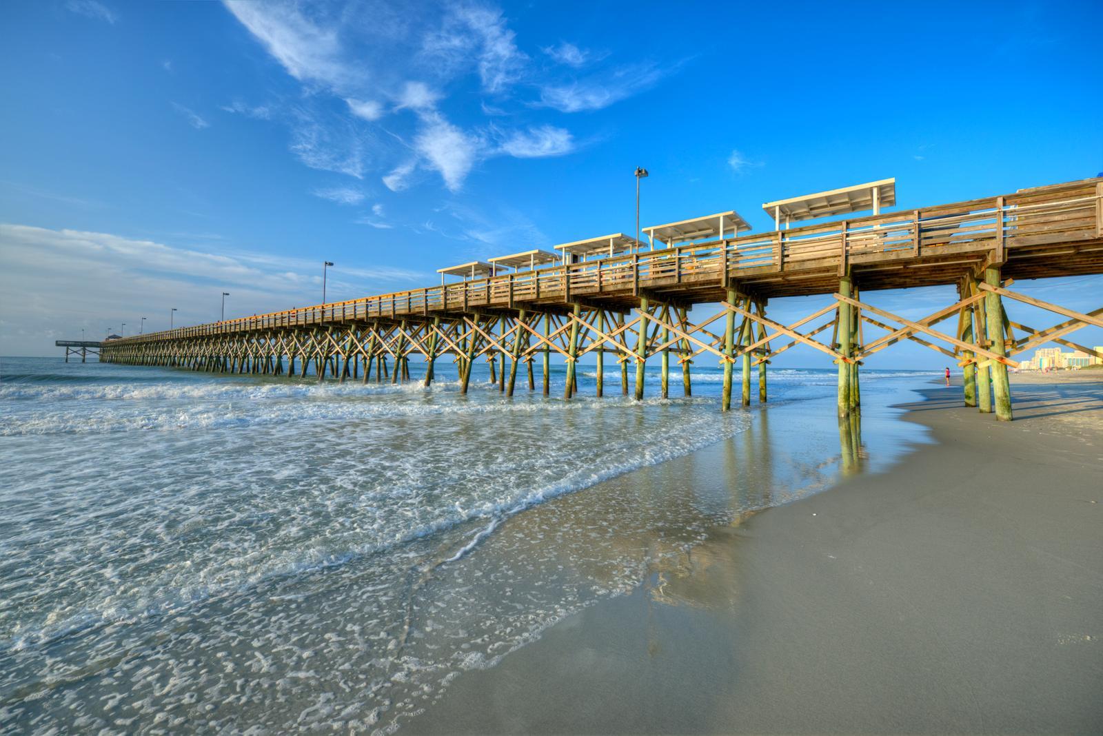 Atlantic Gateway Garden City Sc Oceanfront Vacation Rental